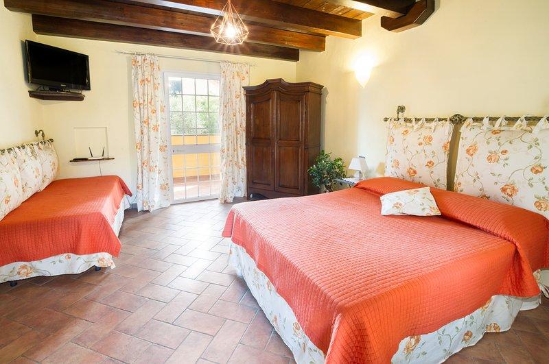VILLA LISA - Nespolo - appartamento in villa con giardino, vacation rental in Diano Marina