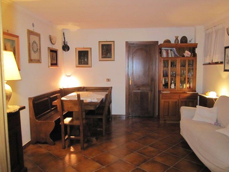 Appartamento nel Borgo di Monteleone Sabino., alquiler vacacional en Monteleone Sabino