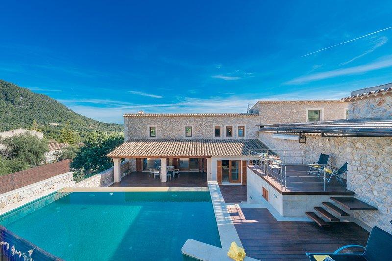 Sunset Villa Furios Petit, location de vacances à Selva