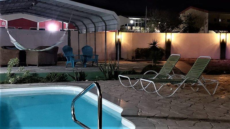 Jade's Oasis esta situada en la capital de Oranjestad.  Para el viajero especial, casa vacanza a Oranjestad