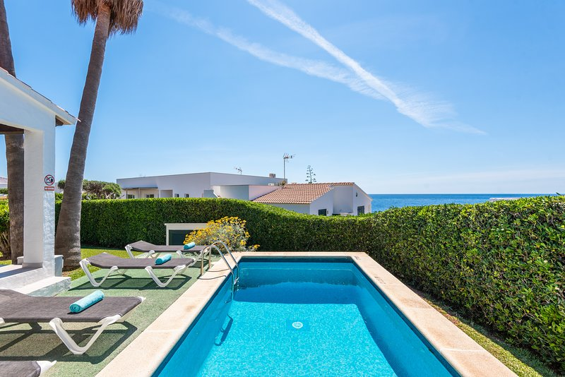 Villa Bini Chic, holiday rental in Biniancolla
