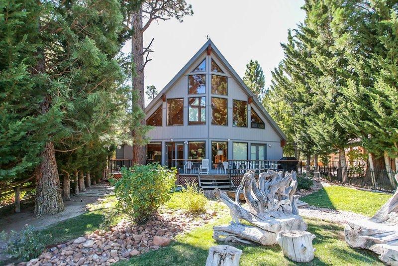 Hudson Bay Lakefront, vacation rental in Big Bear Lake
