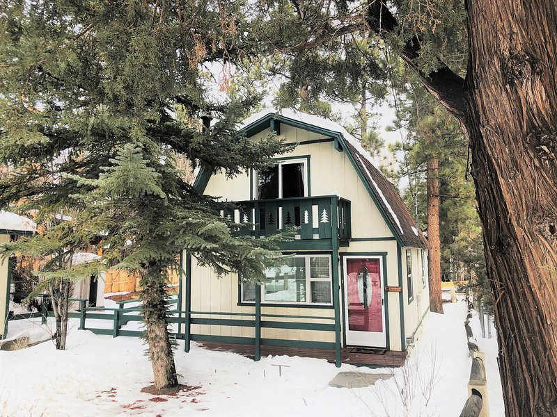 Basecamp To Adventure, alquiler de vacaciones en Big Bear City