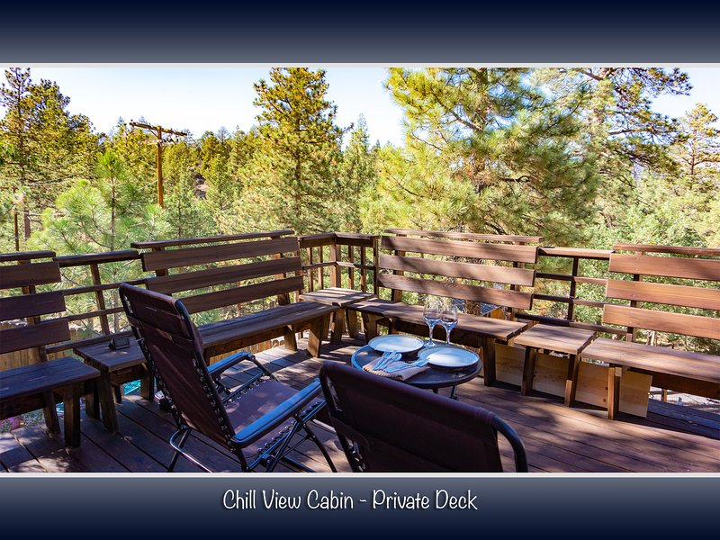 Chill View Cabin, vakantiewoning in Sugarloaf