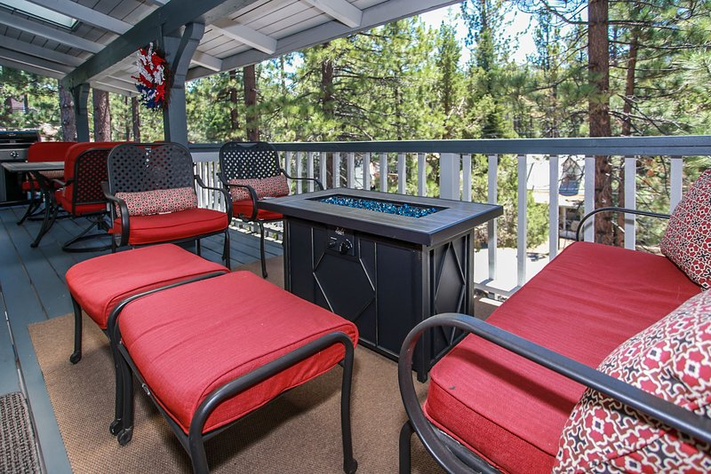 Front Deck Patio Furniture