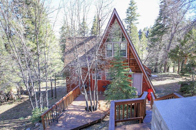 Teewinot, alquiler de vacaciones en Big Bear Lake