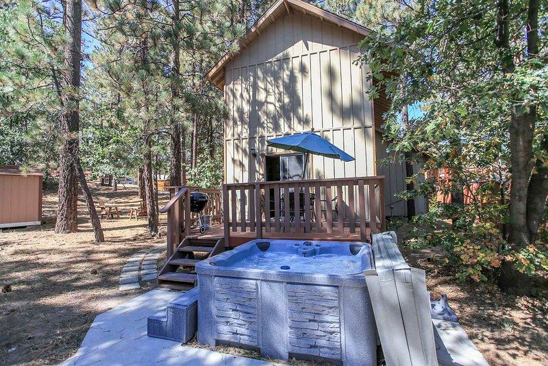Rincon Cabin, holiday rental in Big Bear Lake