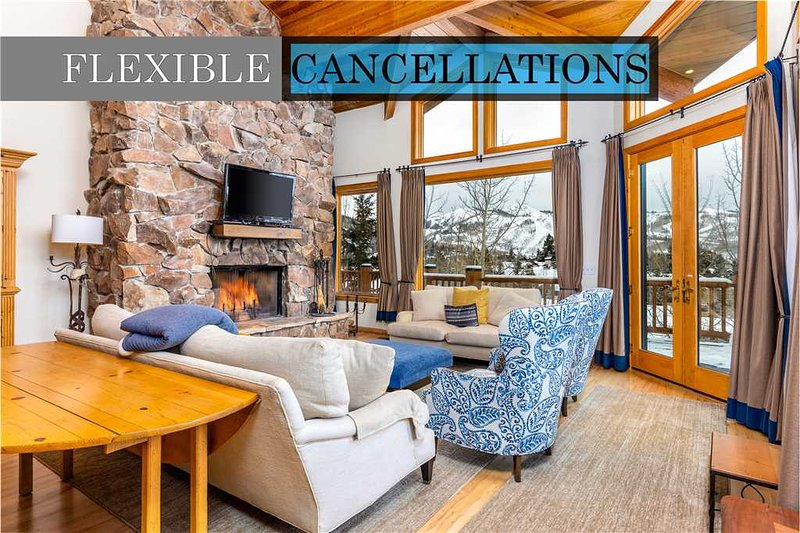 Double Eagle Penthouse, vacation rental in Park City