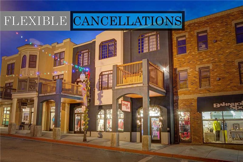 Town Lift 2C on Main Street, vacation rental in Park City