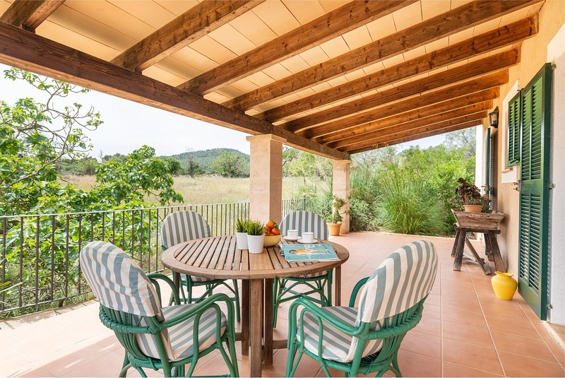 CAN CARRIO - Chalet for 4 people in Son Servera, vacation rental in Son Servera