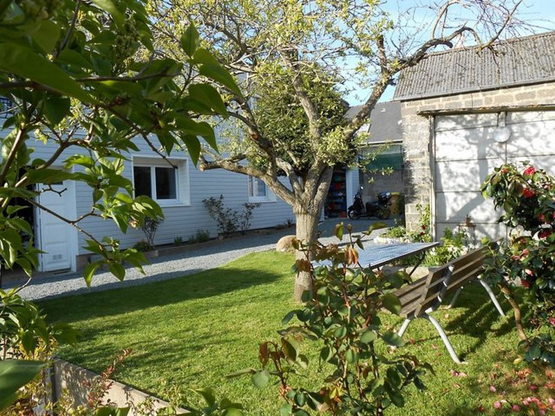 Maison de vacances 6 personnes en  BRETAGNE dans Saint Brieuc FRANCEns, vacation rental in Hillion