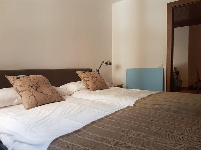 Apartamento en el Valle de Aran, vacation rental in Baqueira