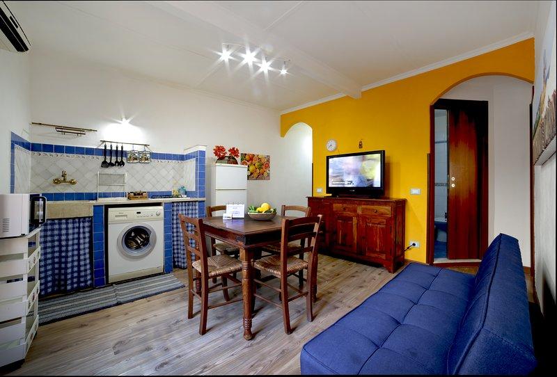 Appartamento AGRUMI, location de vacances à Casa Milazzo