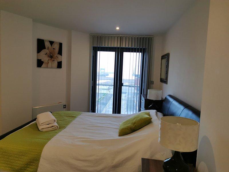 Baystays Waterfront Apartments, alquiler vacacional en Port Talbot