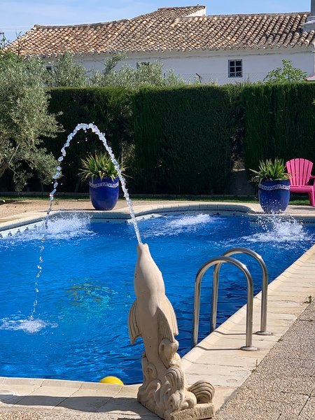 Amazing villa with swimming-pool – semesterbostad i Seron