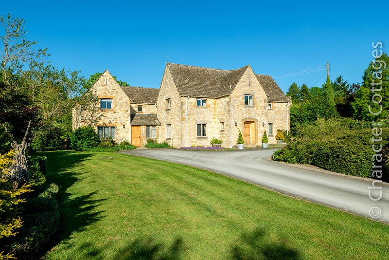 Tree Tops House, vacation rental in Temple Guiting