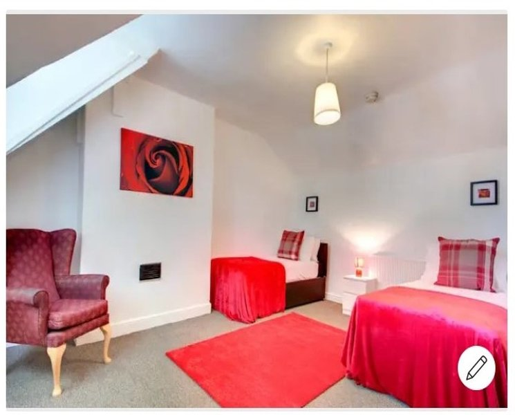 Your Nottingham Vacation, Business Apart, Parking, holiday rental in Nottingham