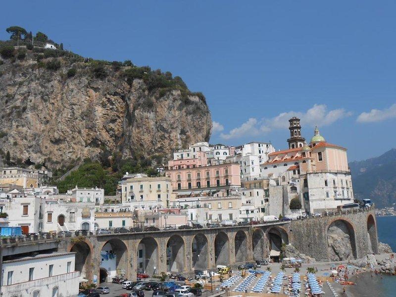 Apartament in Amalfi ID 3877, casa vacanza a Atrani