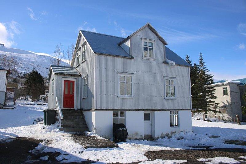 Einsdaemi, vacation rental in Seydisfjordur
