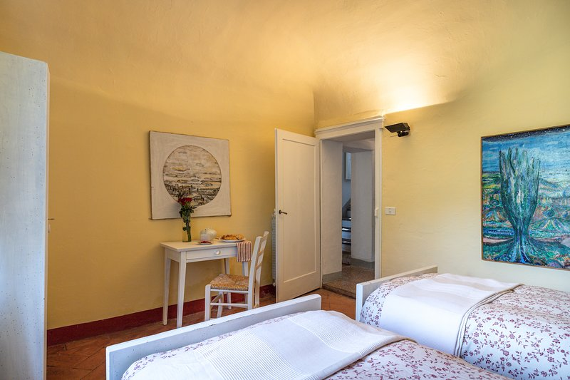 L'Orielda, lovely apartment in the heart of Tuscany, holiday rental in Montecatini Val di Cecina
