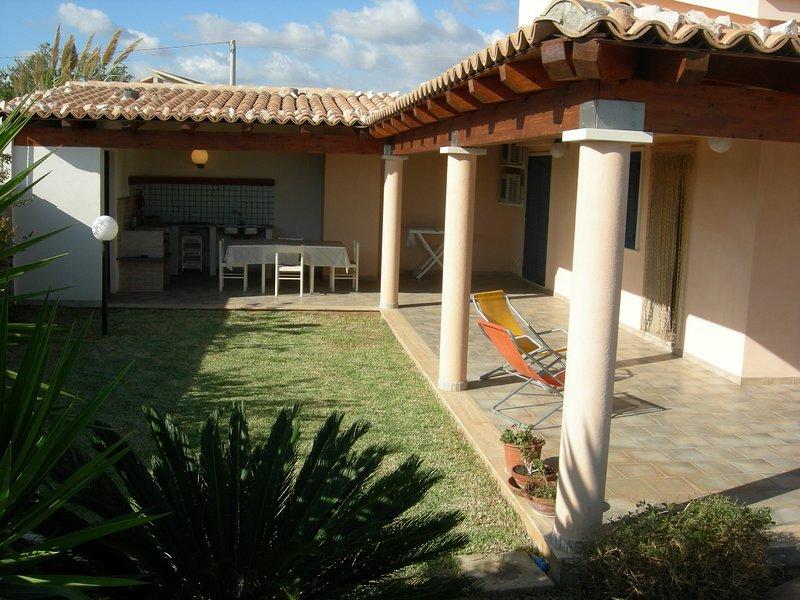 Castellana Vecchia -ALBA, holiday rental in Camemi