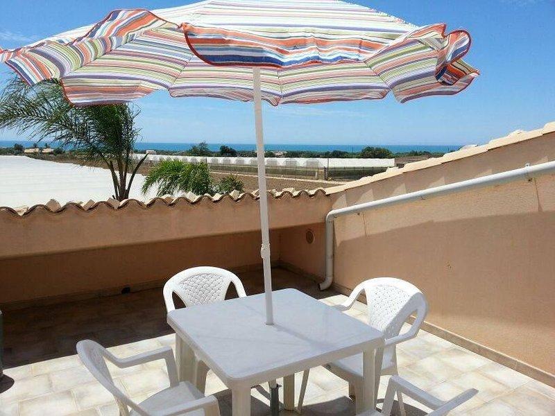 Castellana Vecchia - Tramonto, holiday rental in Camemi