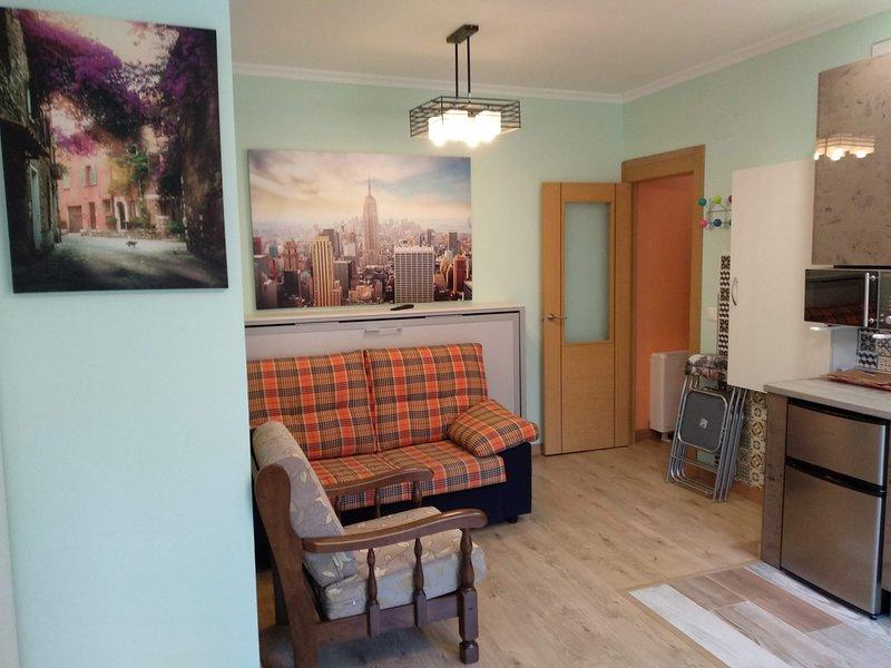 Estudio loft 3 pax, vakantiewoning in Garrafe de Torio