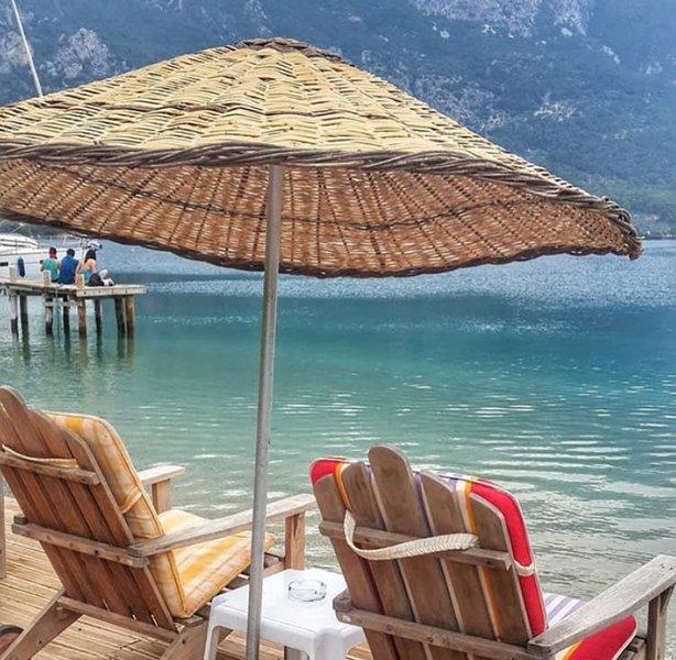 Villa AR Akyaka op wandelafstand aan zee te huur, vakantiewoning in Ula