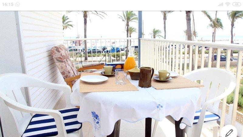 PRIMERA LINEA SAN JUAN DE ALICANTE, vacation rental in Sant Joan d'Alacant