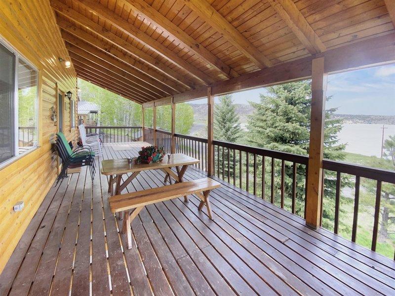 Mel`s Place Panguitch Lakeside cabin, aluguéis de temporada em Panguitch
