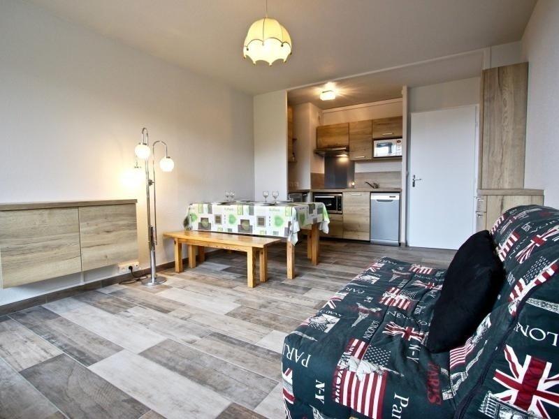 Agréable studio-cabine 4/5 personnes, superbe vue Sud, alquiler de vacaciones en Saint-Martin-d'Uriage