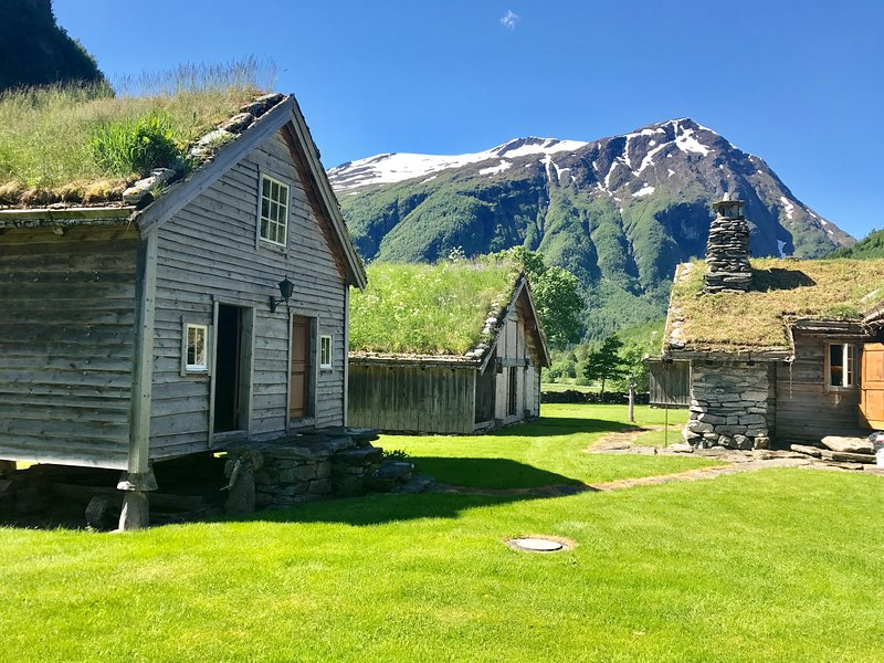 Framgarden i Stordal, holiday rental in Valldal