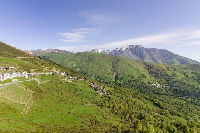 Le Sommet - appartement 28 m² vue montagne, casa vacanza a Tramezaigues