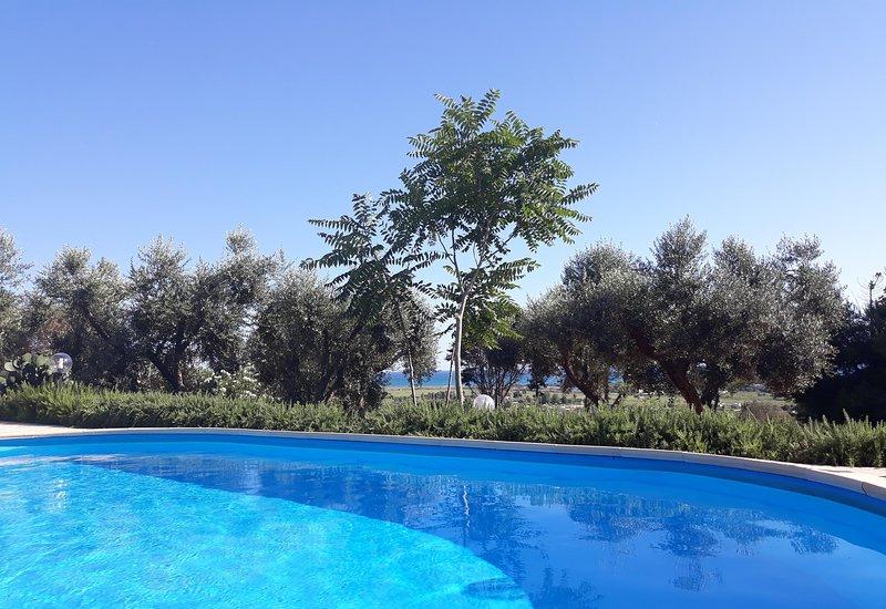 Villa Lusso Del Mare, holiday rental in Gemini