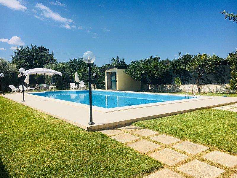 Villa Floridia - Floridia, location de vacances à Floridia
