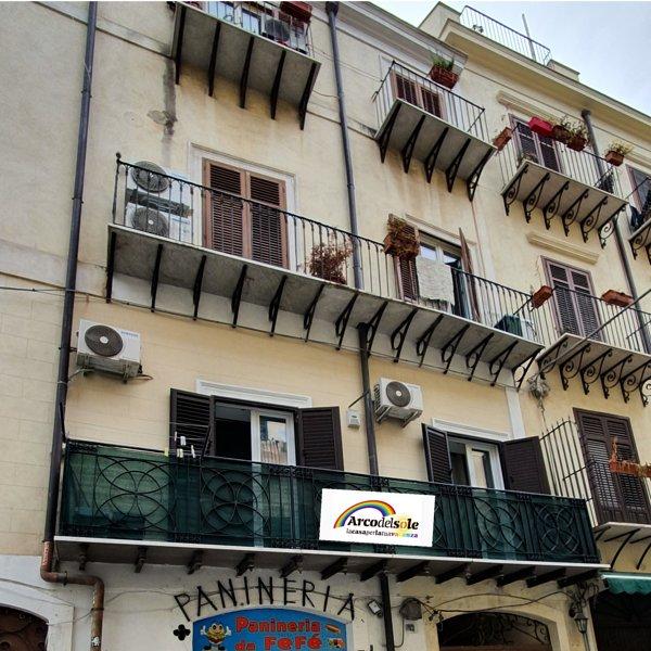 Il balcone di casa