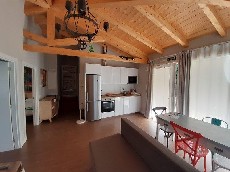 Urdaibai km0 4-6, holiday rental in Muxika