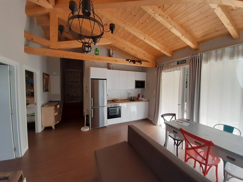 Urdaibai km0 4-6, holiday rental in Kanala