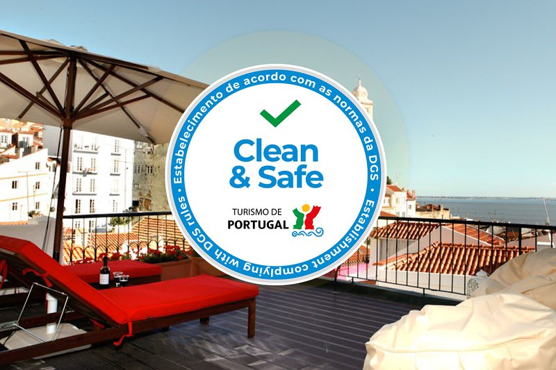Best terrace river view, Alfama apartment, holiday rental in Lisbon