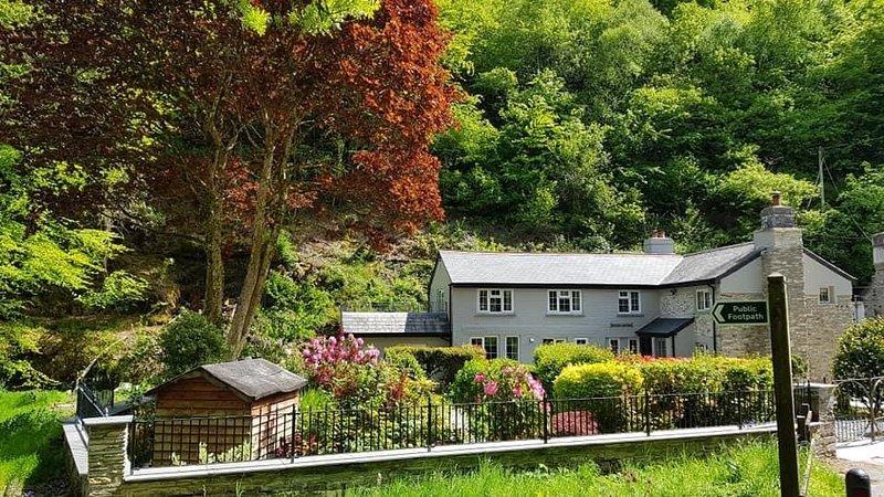 Ancient Cottage, location de vacances à Pelynt