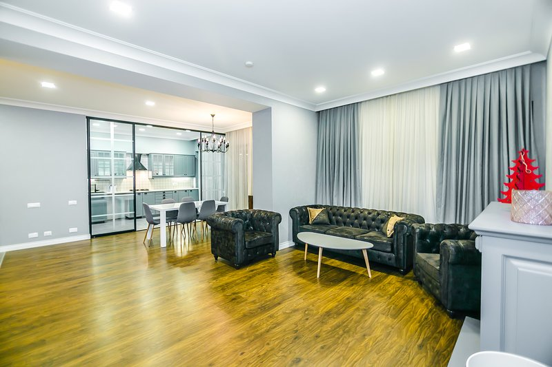 Apartment in the city center by Time Group, holiday rental in Baku