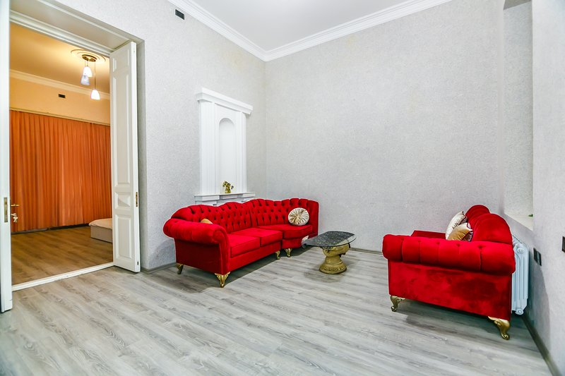 Lovely Apartament in the city center by Time Group, holiday rental in Baku