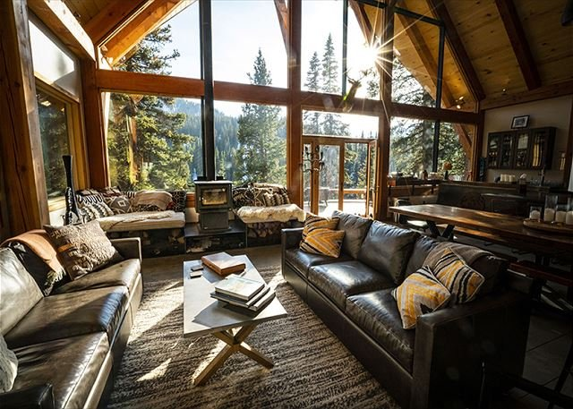 High Altitude Luxury - Secluded Alpine Lodge - Surrounded by National Forest, location de vacances à Ouray