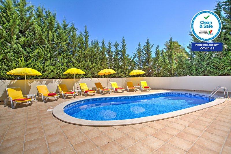 AMAZING VILLA, AIR COND, WI-FI, PRIVATE HEATABLE POOL & GAMES ROOM, vacation rental in Areias de Sao Joao