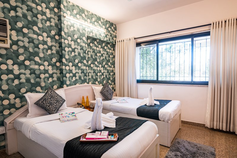 2 Bedrooms in Bungalow nr Infinity It/Film City, holiday rental in Dombivli