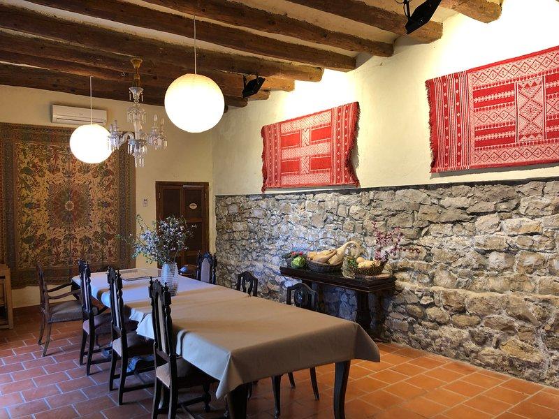 Casa Rural Els Estels, holiday rental in Tarrega