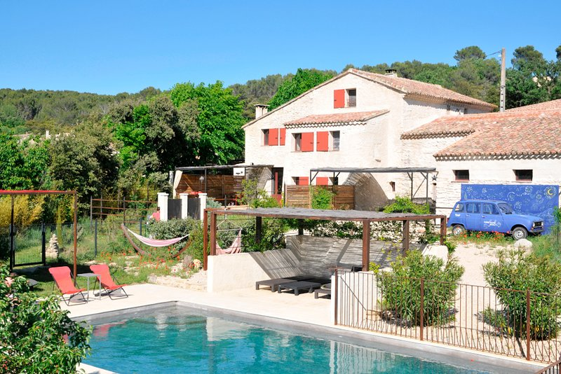 Holiday Provence Ventoux Saint Michel, vacation rental in Faucon