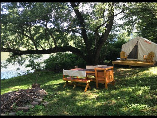 Tentrr Signature Site - Adams River Run, vacation rental in Hortonville