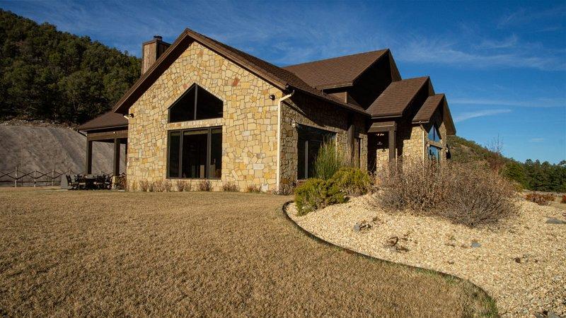 Flying Bear Ranch  Flying Bear Ranch - Cozy Cabins Real Estate, LLC., vacation rental in Ruidoso Downs