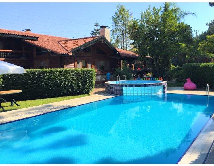 ANTALYA VILLA AVEC PISCINE PRIVE SANS VIS A VIS, vacation rental in Antalya